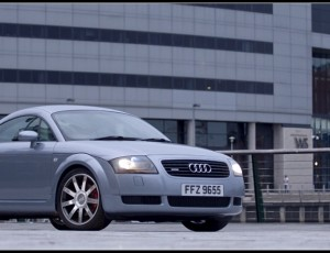 Phil Shearer's Audi TT